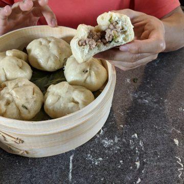 Pork Bao