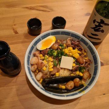 Sapporo Seafood Ramen